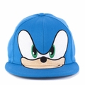 Sonic the Hedgehog Face Hat