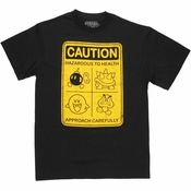 Nintendo Caution T Shirt