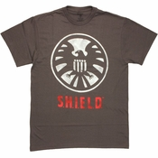 Marvel SHIELD Vintage T Shirt