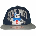 Ghostbusters Stay Puft Hat