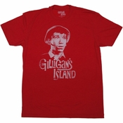Gilligans Island Surprise T Shirt Sheer