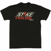True Blood Stake House Logo T Shirt