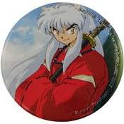 Inuyasha Arms Button