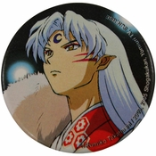 Inuyasha Face Button