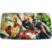 Avengers Movie Clutch Wallet
