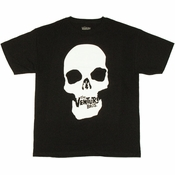 Venture Bros Large Skull T-Shirt