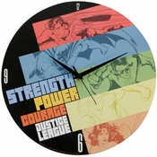 Justice League Clock