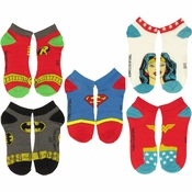DC Comics Hero Socks