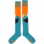 Sesame Street Cookie Monster Socks