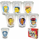 Simpsons Tavern Shot Glass Set