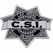 CSI Badge Patch
