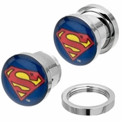 Superman Steel Plugs