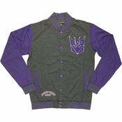 Transformers Decepticon Snap Jacket
