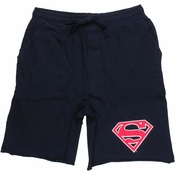 Superman Cut Off Shorts