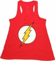 Flash Logo Tank Top Ladies Tee