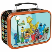 Sesame Street Tin Lunch Box