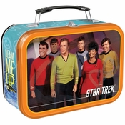 Star Trek Classic Tin Lunch Box