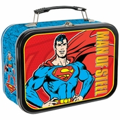 Superman Tin Lunch Box