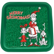 Dr Seuss Grinchmas Tin Tray