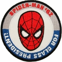 Spiderman Class President Patch