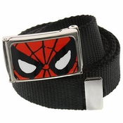 Spiderman Face Mesh Belt