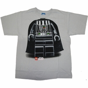 Star Wars Lego Vader Youth T Shirt