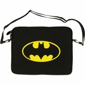 Batman Laptop Sleeve Messenger Bag