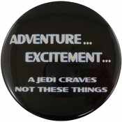 Star Wars Adventure Large Button