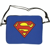 Superman Laptop Sleeve Messenger Bag