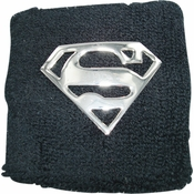 Superman Metal Logo Wristband