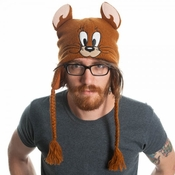 Tom and Jerry Mouse Lapland Beanie