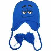 M and M Blue Lapland Beanie