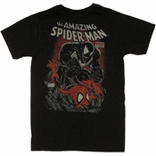 Venom is Back T Shirt Sheer
