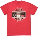 Nintendo Controller Classically Trained T Shirt