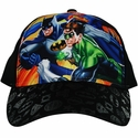 Justice League Trio Youth Hat