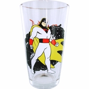 Space Ghost Pint Glass