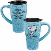 Peanuts Early Travel Mug