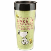 Peanuts Wake Up Travel Mug