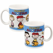 Peanuts All Stars Mug
