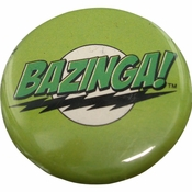 Big Bang Theory Bazinga Green Button