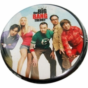 Big Bang Theory Group Button