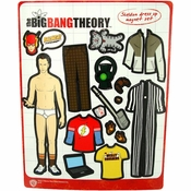 Big Bang Theory Sheldon Magnet Set