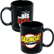 Big Bang Theory Bazinga Mug