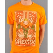 Aquaman Leaping T-Shirt