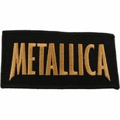 Metallica Name Patch