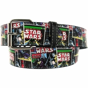 Star Wars Comic Vinyl Belt
