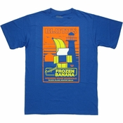 Arrested Development Frozen Banana Sign T Shirt