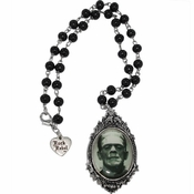 Frankenstein Monster Rosary Necklace