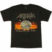 Anthrax Persistence of Time T Shirt