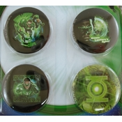 Green Lantern Movie Button Set